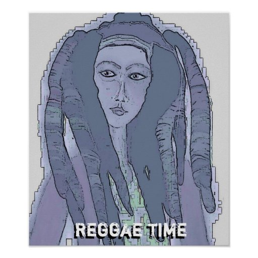 Reggae Impressão