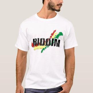 Reggae Riddim Camiseta
