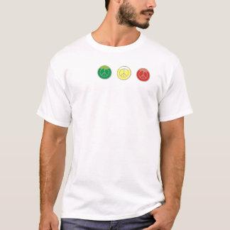 Reggae Sinais Camiseta