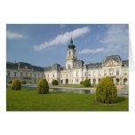 Região de Balaton de HUNGRIA, lago, KESZTHELY: 2 Cartoes