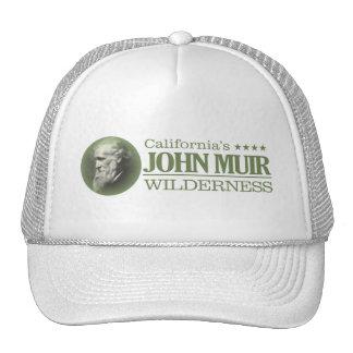 Região selvagem de John Muir Boné