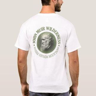 Região selvagem de John Muir Camiseta