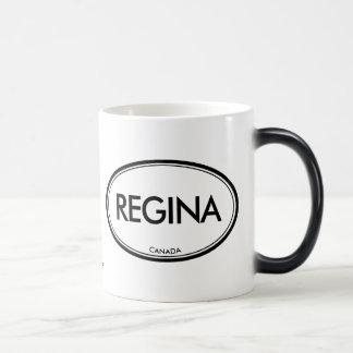 Regina, Canadá Caneca Transmutação