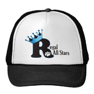 Régio todo o chapéu das estrelas boné
