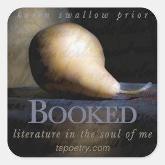 Registrado: Literatura na alma de mim etiqueta