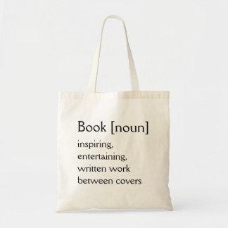 Registre [substantivo] a inspiração, divertido, bolsa tote