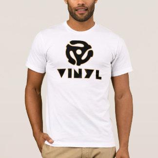 registro de vinil - personalizado camiseta