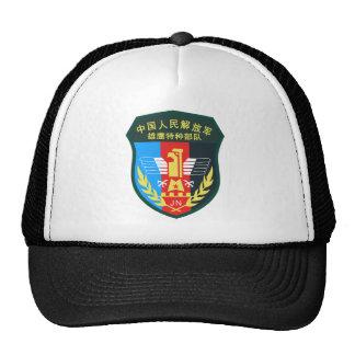 registro militar de JiNan do exército do PLA 26o Boné