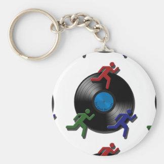 Registros de TriDash: Botão do chaveiro