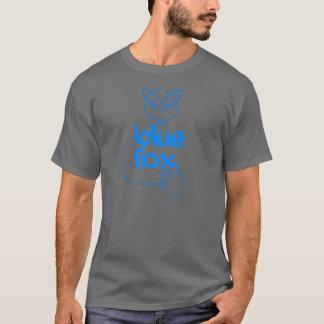 Registros do Fox azul Camiseta