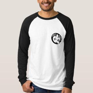 Regra 4 - básico longo t-shirts