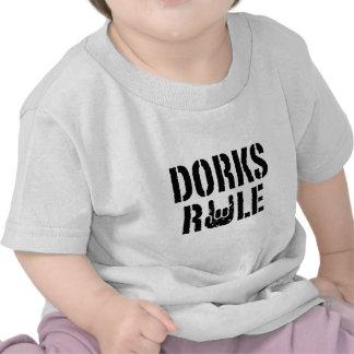 Regra dos Dorks Tshirt