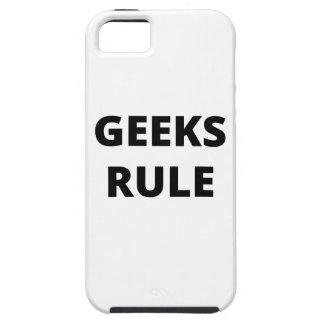 Regra dos geeks capa para iPhone 5