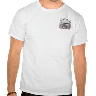 Regras básicas de vôo camiseta