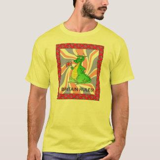 Regras de Grâ Bretanha! Camiseta