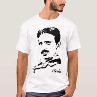 Regras de Nikola Tesla! Silhueta Camiseta