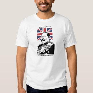 Regras dos direitos - rei Edward o t-shirt VII