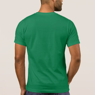 Regras para datar minha filha Kelly t-shirt verde