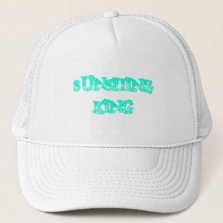 Rei boné W da luz do sol