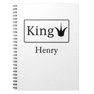 Rei Caderno
