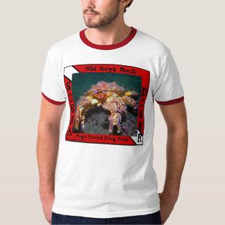 Rei caranguejo de Puget Sound - camisas Camiseta