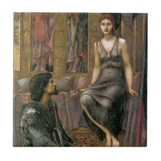 Rei Cophetua e empregada doméstica de Edward - de