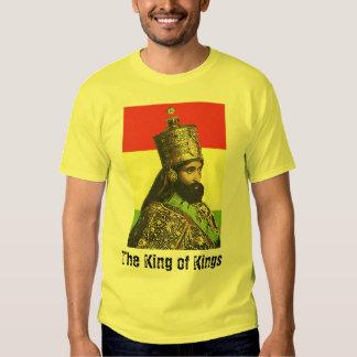 rei de Etiópia, rei dos reis T-shirt
