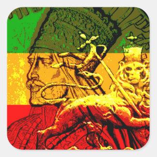 Rei de Haile Selassie dos reis Etiqueta