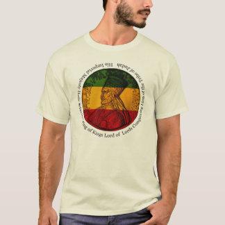 Rei de Haile Selassie dos reis T-shirt Camiseta