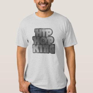 Rei de Hip Hop Tshirts