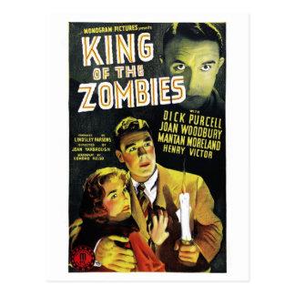 Rei do cartão dos zombis