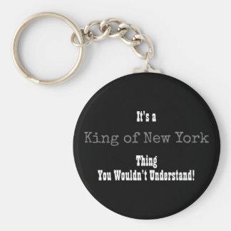Rei do chaveiro de New York