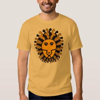 Rei do leão de Malawi T-shirt