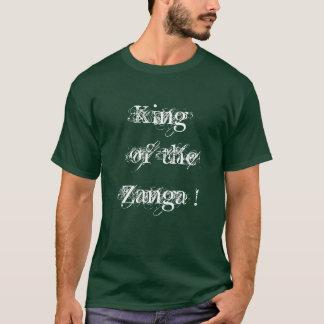 Rei do Zanga! Camiseta