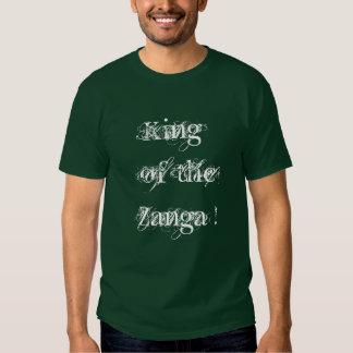 Rei do Zanga! T-shirts