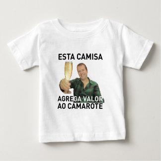 Rei faz Camarote T-shirt