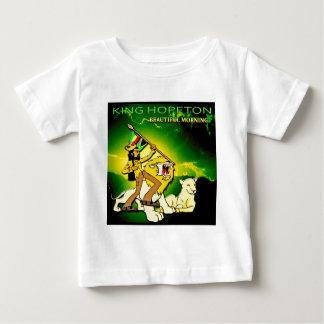 Rei Hopeton - manhã bonita. Linha de roupa Camiseta Para Bebê