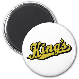 Rei no ouro imas