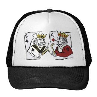 Rei Pá CONTRA King Diamond Boné