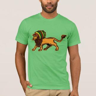 Rei Rasta Leão de Jah Camiseta