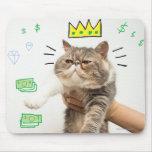 Rei rico Gato Mousepad