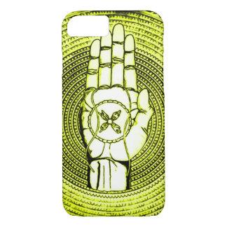 Rei Solomon Oracle Mão Arte Capa iPhone 7