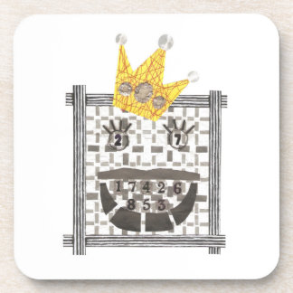 Rei Sudoku Cortiça Porta copos