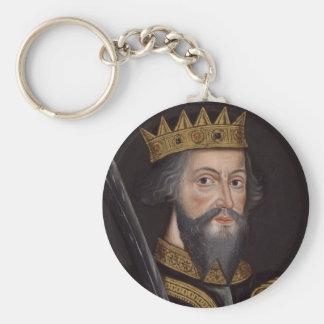 Rei William Eu 'o Conqueror Chaveiro