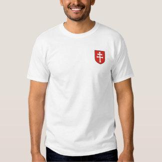 Reino da camisa de Hungria T-shirts
