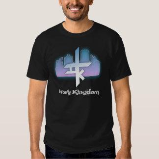 Reino novo do marfim tshirts