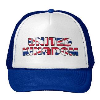 Reino Unido 005 Boné