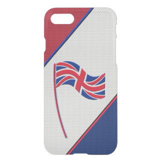 Reino Unido Capa iPhone 7