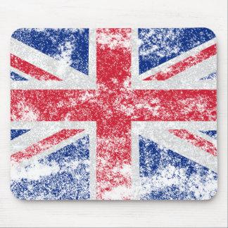 Reino Unido - Mousepad afligido