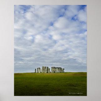 Reino Unido, Stonehenge 5 Poster